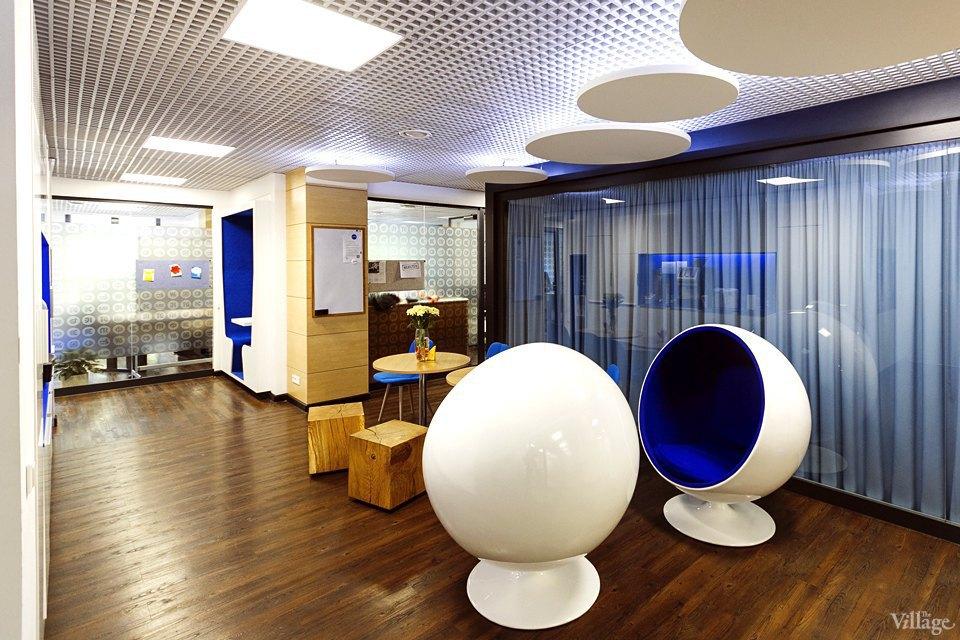 Интерьер недели (Петербург): Офис IT-компании JetBrains. Изображение № 3.