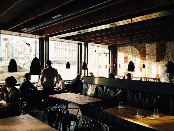 На набережной Фонтанки открылся ресторан «Вкусесть». Изображение № 1.