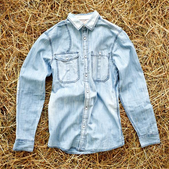 Вещи недели: 15 джинсовых рубашек. Изображение № 12.