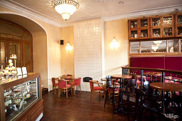 Новое место (Петербург): Ресторан-кондитерская Du Nord 1834. Изображение № 4.