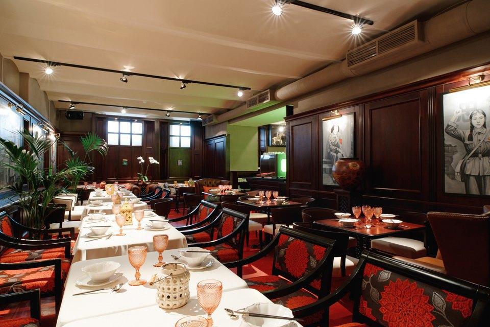 Ресторан «Китайская грамота». Изображение № 1.