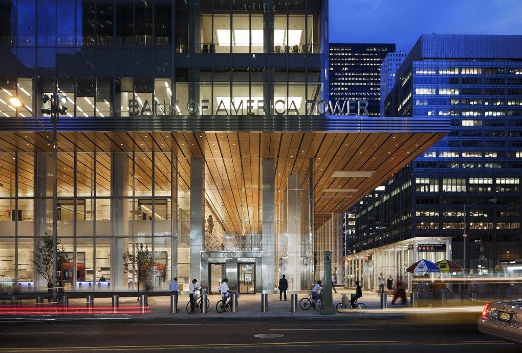 Hopes Tech: 10 самых красивых банков мира. Изображение № 6.