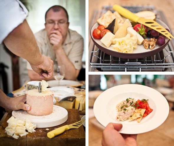 Время есть: репортаж с кулинарного мастер–класса в «Кухне в деталях». Изображение № 5.