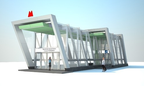 В Жулебине откроют две станции метро в 2013 году. Изображение № 7.