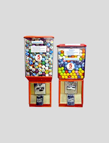 Коробка передач: 13 торговых автоматов. Изображение № 32.