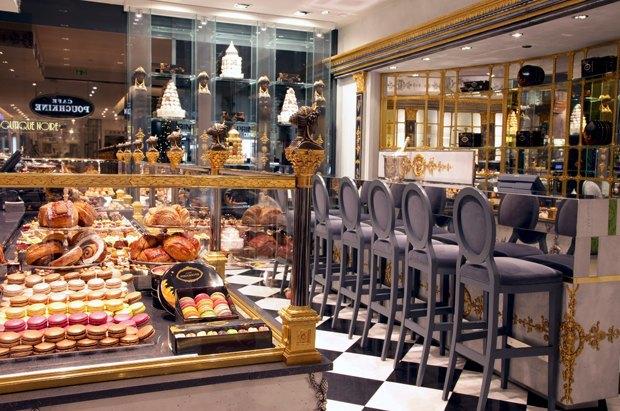 Кондитерская Café Pouchkine в универмаге Le Printemps в Париже. Изображение № 3.