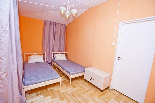 В Петербурге открылся хостел новосибирской сети «Достоевский». Изображение № 1.