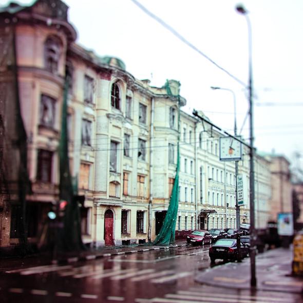 В зоне риска: Дом Быкова на 2-й Брестской. Изображение № 1.