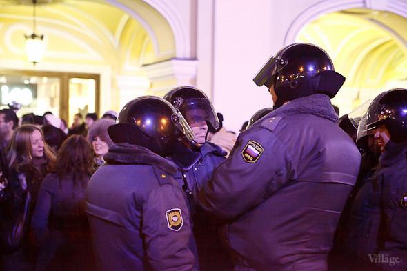 Хроника выборов: Нарушения, цифры и два стихийных митинга в Петербурге. Изображение № 30.