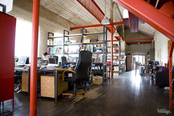 Офис недели: Production Ru и Egonomics. Изображение № 13.