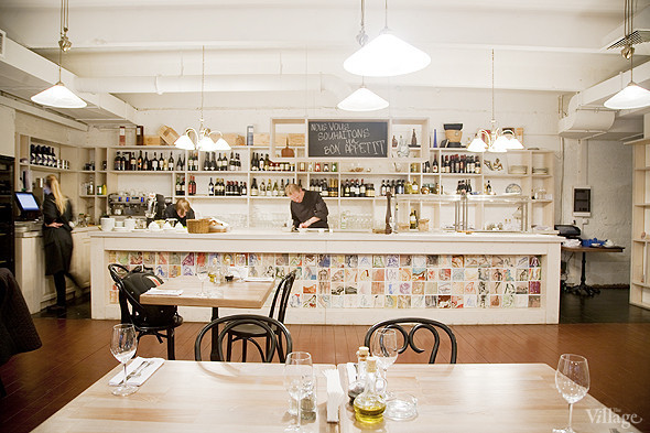 Новое место: Ресторан «Клуб рисовальщиков». Изображение № 7.