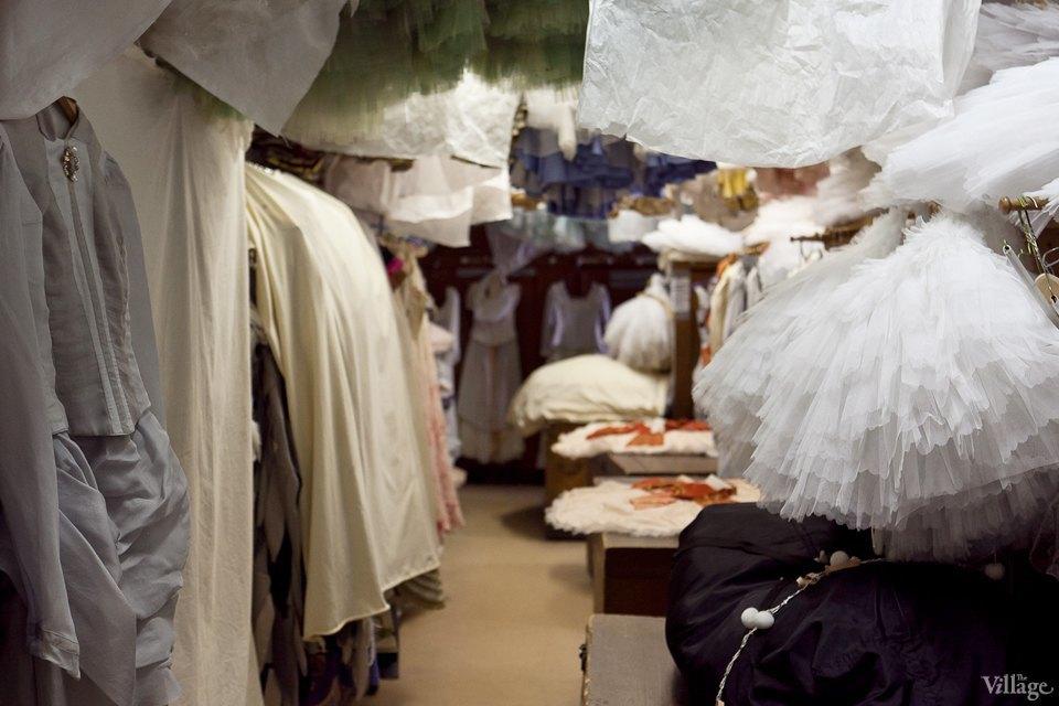 Фоторепортаж: Вторая сцена Мариинского театра изнутри. Изображение № 55.