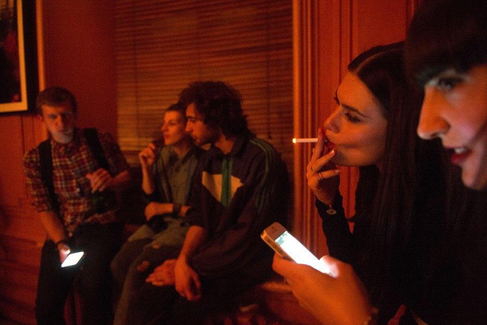Последний день курения в клубах, ресторанах ибарах. Изображение № 5.