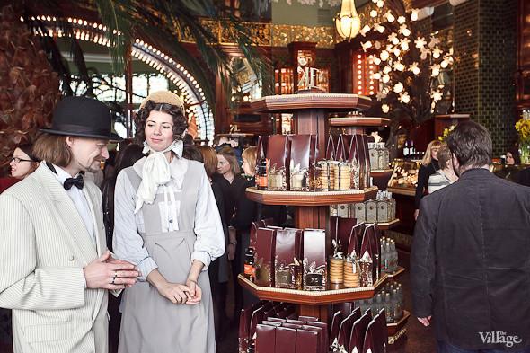 Фоторепортаж: Открытие отреставрированного «Елисеевского магазина». Изображение № 23.