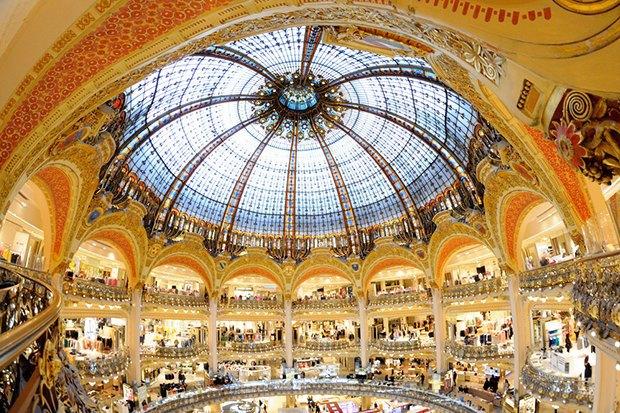 Galeries Lafayette. Изображение № 19.