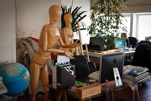 Офис недели: «Лофт Проект Этажи» (Петербург). Изображение № 18.