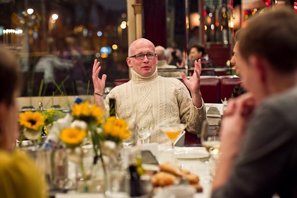 Разговоры на ужине: Дети в Москве. Изображение № 14.