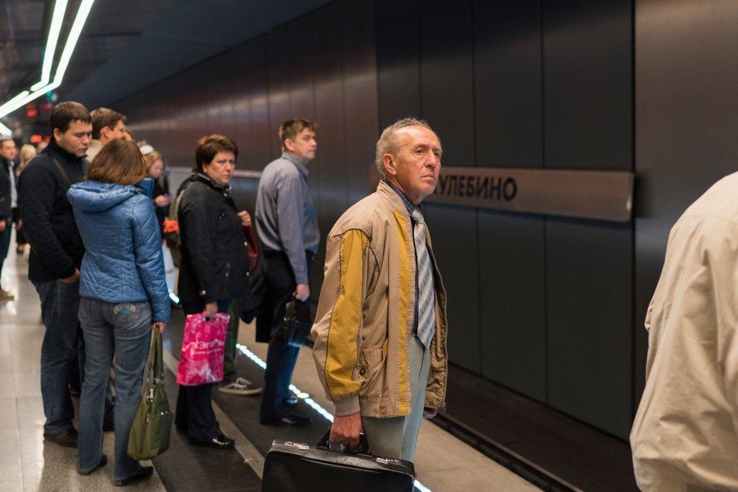 Эффект «Котельников»: Стал лисвободнее самый загруженный участок метро. Изображение № 4.