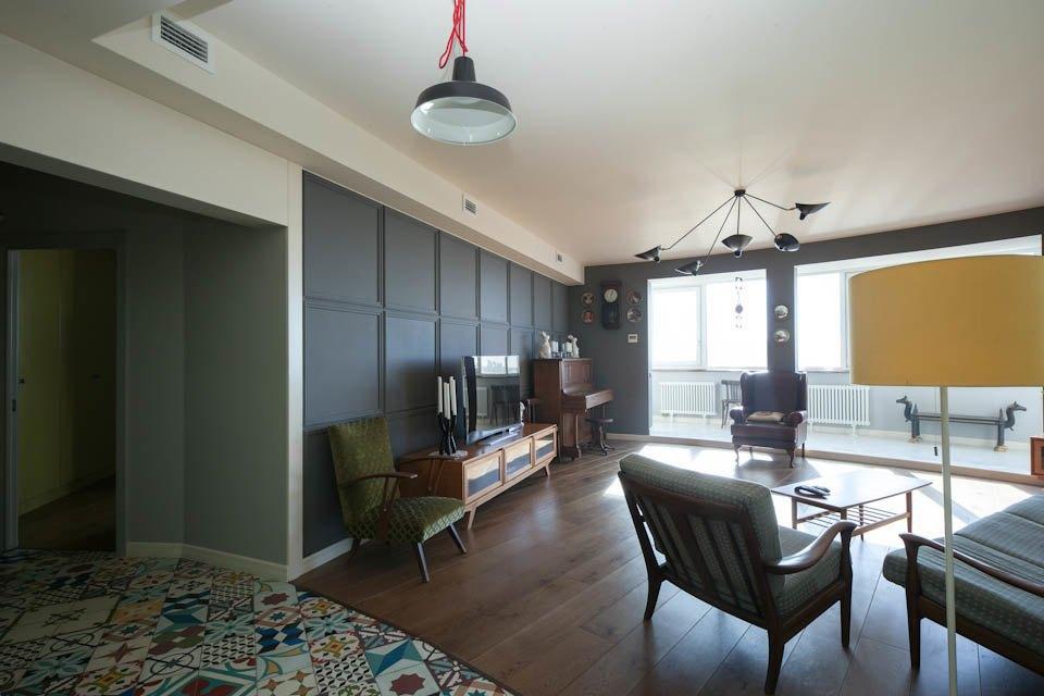 Просторная квартира для семьи. Изображение № 20.