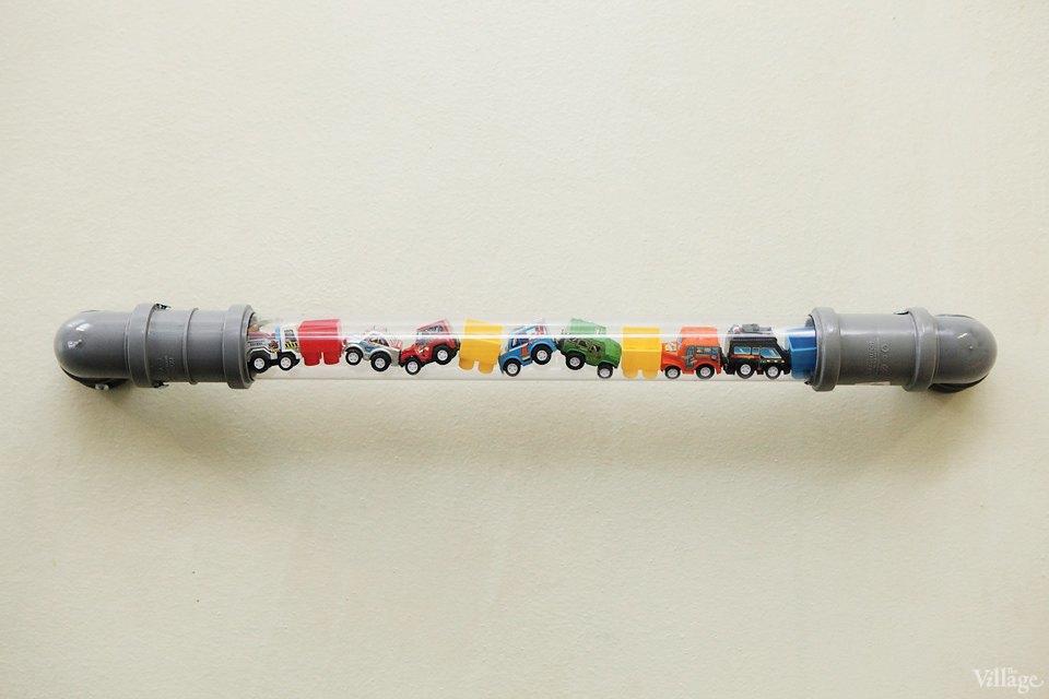 Фоторепортаж: «Арт-прививка»в детской поликлинике. Изображение № 12.