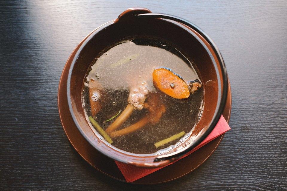 Суп из чечевицы с ягнёнком, 620 рублей. Изображение № 18.