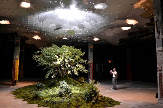 Идеи для города: Подземный парк в Нью-Йорке. Изображение № 10.