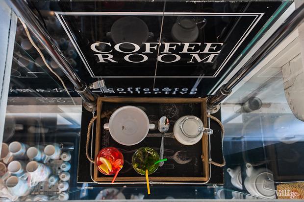 На месте кофейни Nero открылось кафе Coffee Room. Изображение № 7.