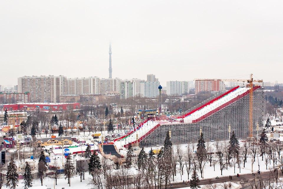 Лучший вид на этот город: 7 смотровых площадок вМоскве. Изображение № 27.