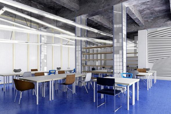 В «Этажах» открывается коворкинг площадью 700 кв. м. Изображение № 5.