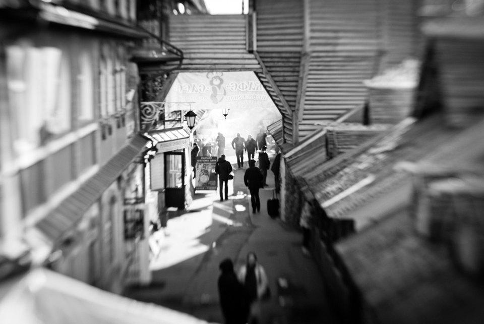 Камера наблюдения: Москва глазами Анастасии Брюхановой. Изображение № 10.