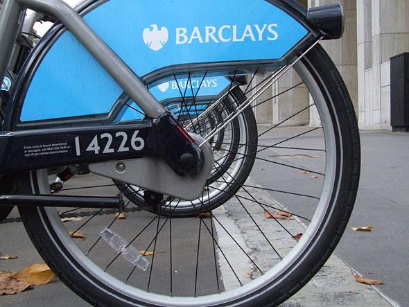 Иностранный опыт: Система общественного велопроката в Лондоне. Изображение № 3.