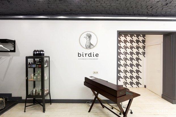 Новое место: Парикмахерская Birdie. Изображение № 5.