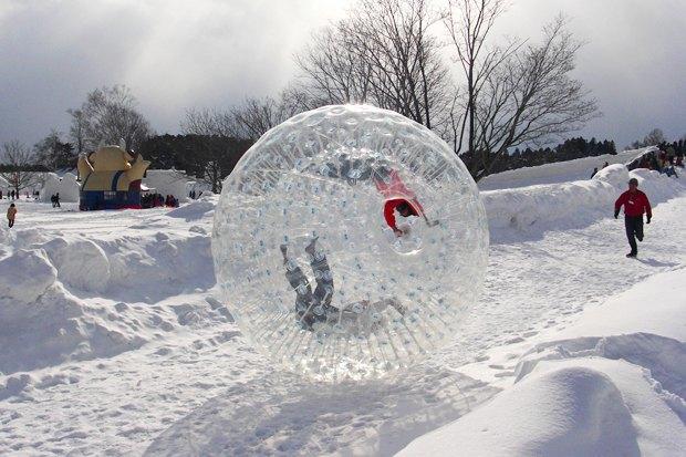 Гид The Village: Зимний спорт вМоскве. Изображение № 4.
