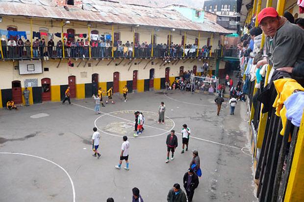 Иностранный опыт: 7 тюрем, ставших общественными пространствами. Изображение № 41.