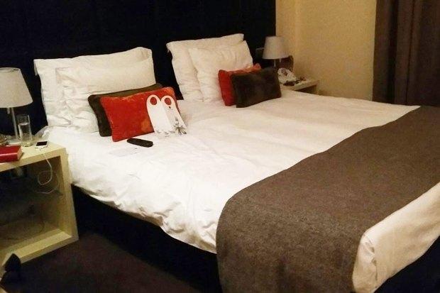 Ночь в отеле: Редакция The Village ищет лучшую гостиницу Москвы. Изображение № 16.