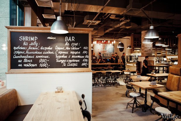 Boston Seafood & Bar. Изображение № 11.