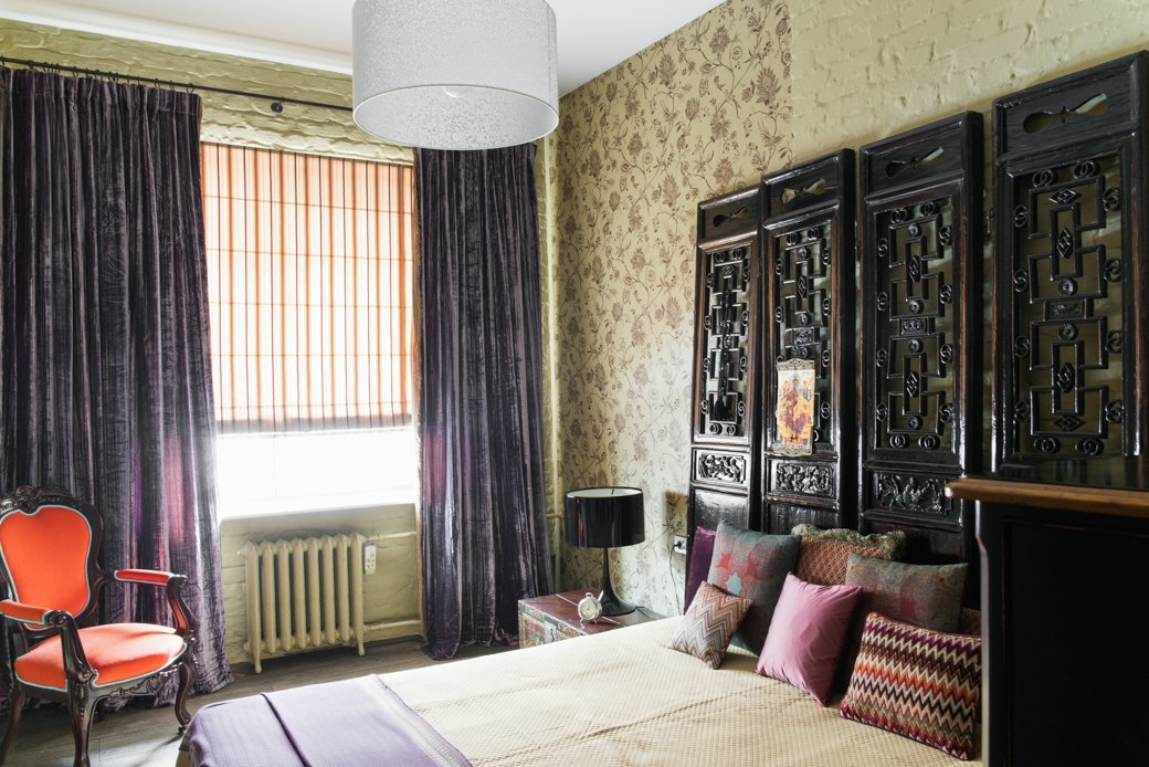 Квартира в Хамовниках с лепниной и ковром ручной работы . Изображение № 5.