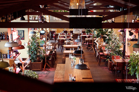 Новое место (Петербург): Ресторан «Марчелли's». Изображение № 32.
