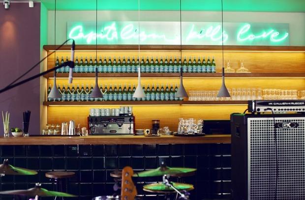 Новости ресторанов: Обновление бара «Бонтемпи», киоск с мороженым «Булки», «Probka на Цветном». Изображение № 20.