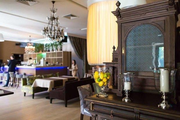 Второе кафе «Вай Мэ!», Kotleta в зоопарке, ресторан O`Jules и киоск Dippin' Dots. Изображение № 6.