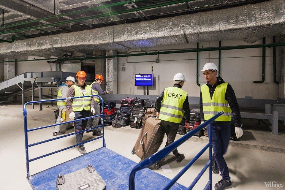 Тест The Village: Как работает новый терминал аэропорта Пулково. Изображение № 30.