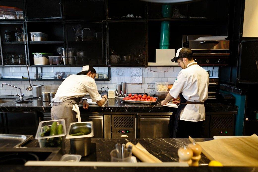 15 Kitchen+Bar. Изображение № 22.