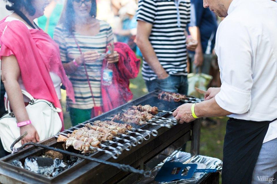 Люди в городе: Посетители фестиваля «О да! Еда!». Изображение № 4.