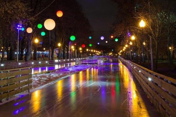 Зима в городе: Что ждёт москвичей в столичных парках. Изображение № 1.