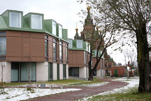 Строиться по одному: 12удачных примеров современной петербургской архитектуры. Изображение № 38.