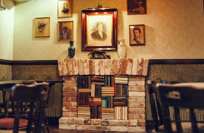 На Сущёвской улице открылся The Tipsy Pub. Изображение № 6.