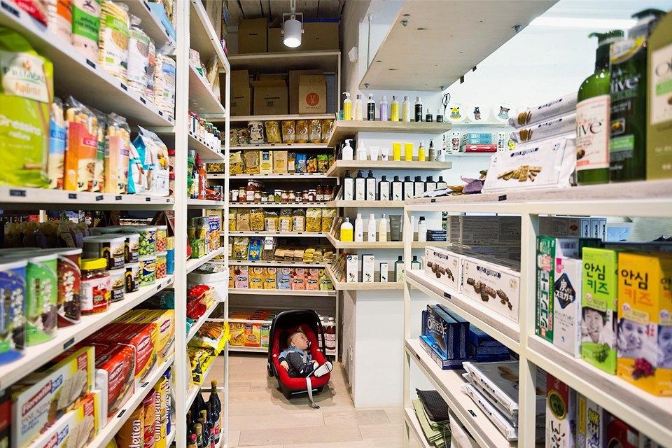 Магазин «ТочкаI Калашный,9». Изображение № 19.