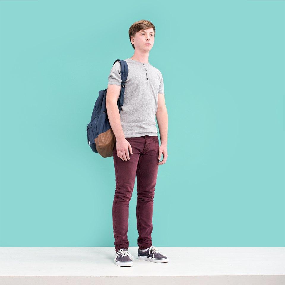 Где одеваются подростки. Изображение № 6.