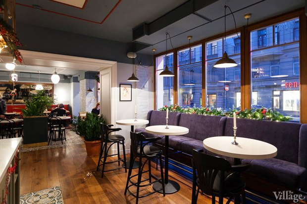 Новое место: Ресторан Kroo Cafe . Изображение № 7.
