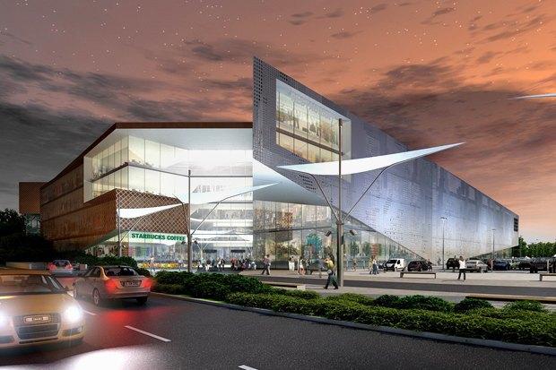 Торговые центры Москвы: 23 новых проекта. Изображение № 46.